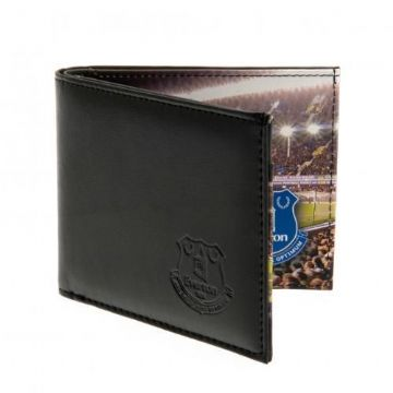 Everton  Leather Wallet Panoramic